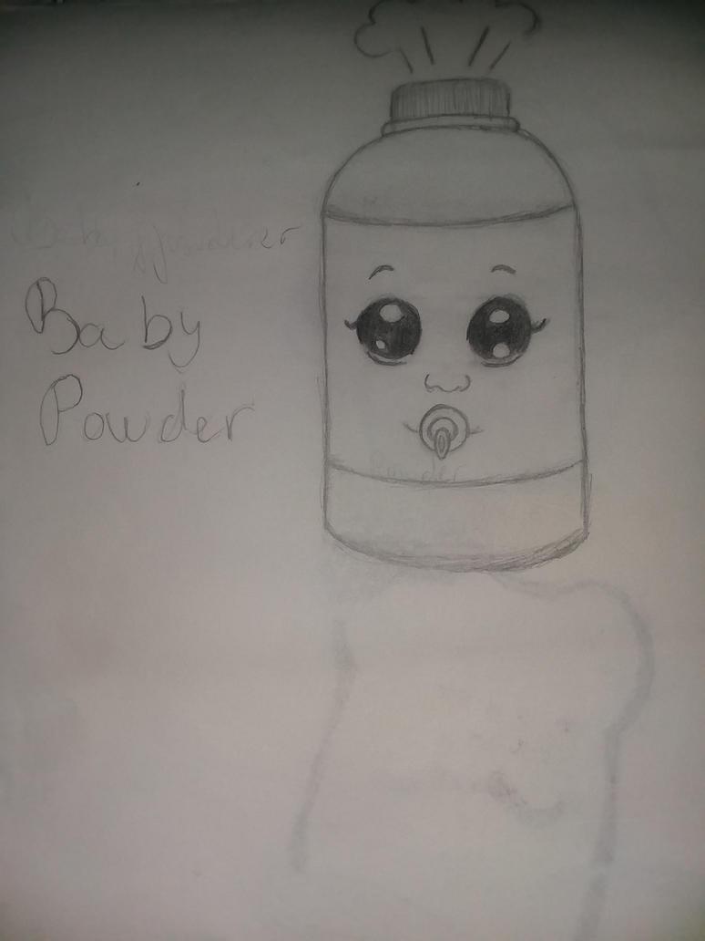 Baby Powder by openyourheart2