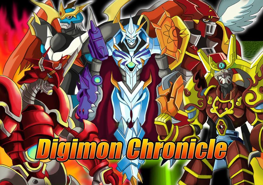 Digimon by chenkl on DeviantArt