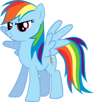 Rainbow Dash - Do better by extreme-sonic