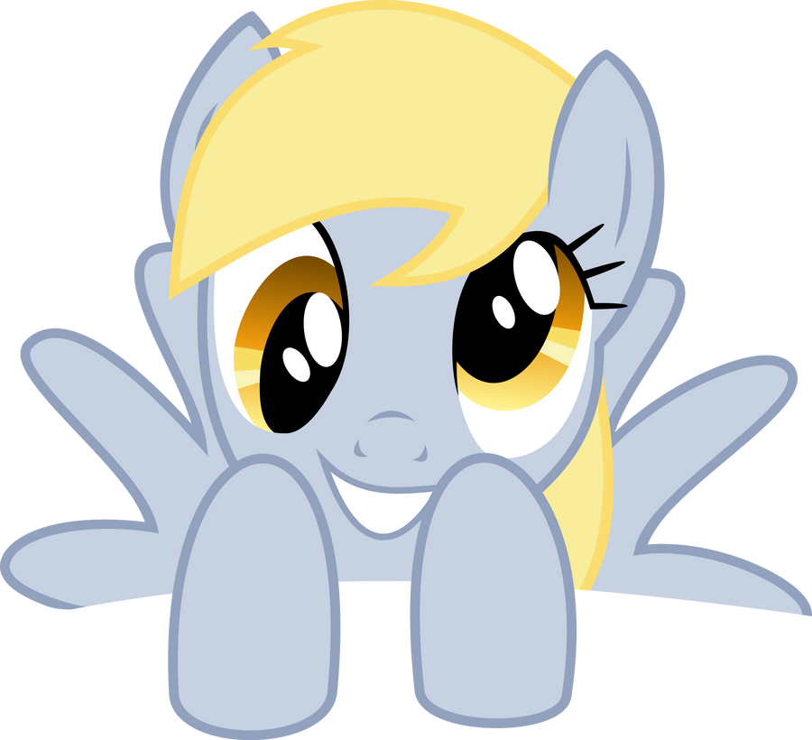 Derpy Hooves - Hai by extreme-sonic