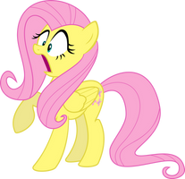 Fluttershy - Eep! by extreme-sonic
