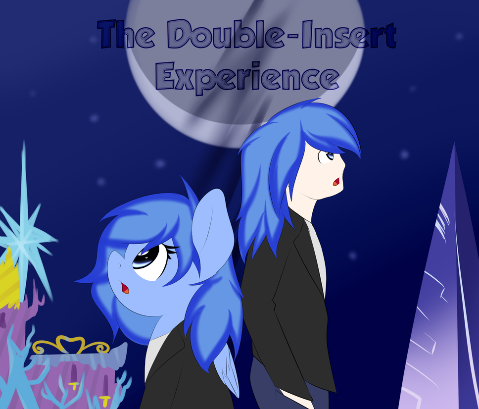 The Double-Insert Experience by extreme-sonic