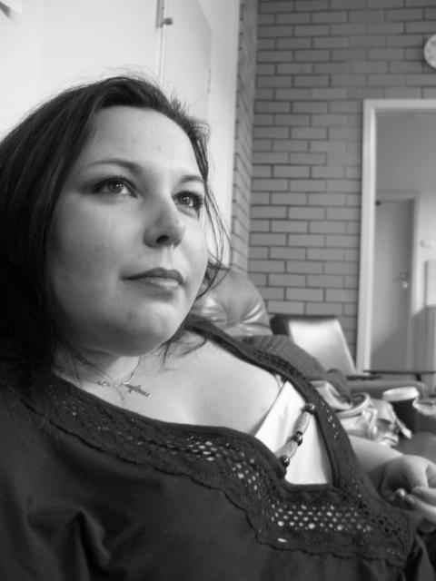 Mel at recital by OpalMist