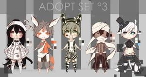 -ADOPT SET '3- CLOSED by EdhelSen