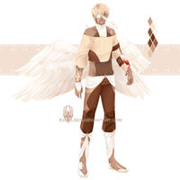 Set price - Angelic Adopt - OPEN - by EdhelSen