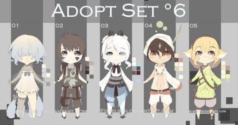 -ADOPT SET'6- OPEN 3/5