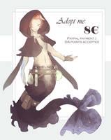 Mermaid adopt | CLOSED by EdhelSen