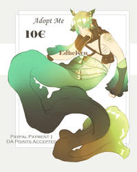 Mermaid adopt II | CLOSED