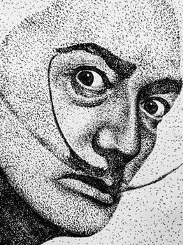 Salvador Dali (Dot) - 004