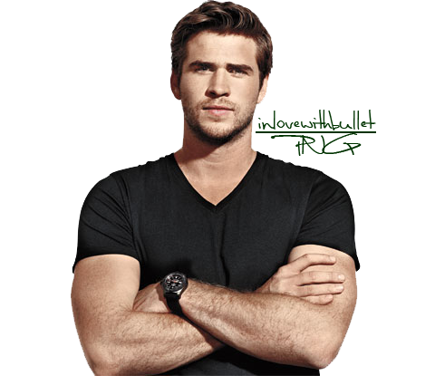 Liam Hemsworth PNG by inlovewithbullet on DeviantArt