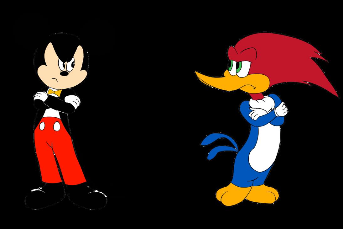 Cartoon Characters Universal Studios : Disney vs universal by egstudios on deviantart