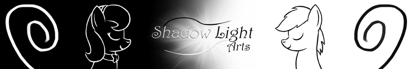 Shadow Light Arts Banner by EGStudios93