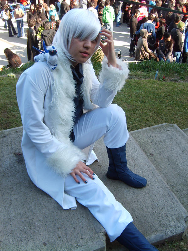 Gijinka Absol : Pokemon by pakuh on DeviantArt