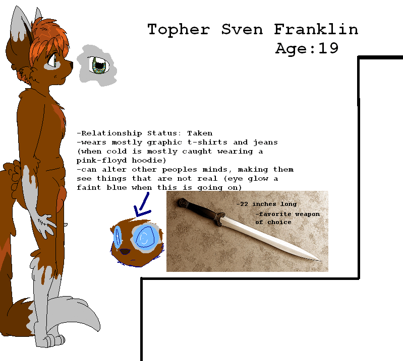 Topher.Franklin.Quick Ref::.+ by OldDallas