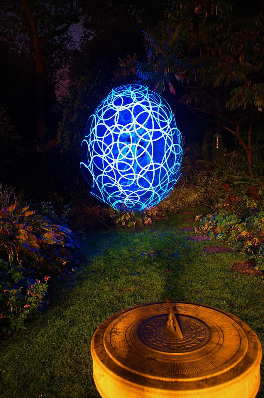 The Midnight Garden by Grunvald