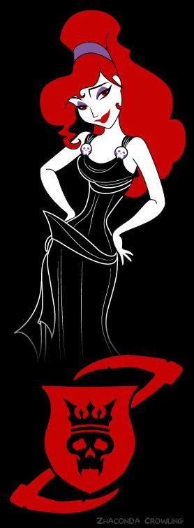 Vampire Princesses-Megara