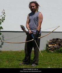 Archer's Longbow 2 by syccas-stock