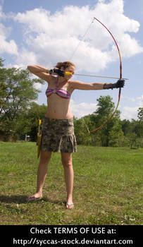 Female Archer 4
