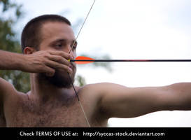 Male Archer 6 by syccas-stock