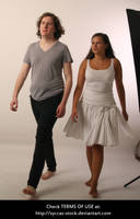 Walking Couple 1 by syccas-stock