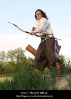 Hungarian Archer 4 by syccas-stock