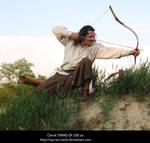 Hungarian Archer 9