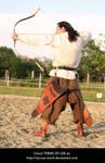 Hungarian Archer 12