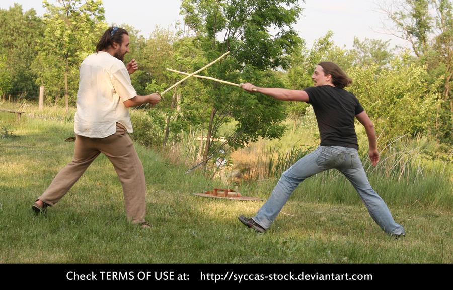 Swordfight 2 by syccas-stock