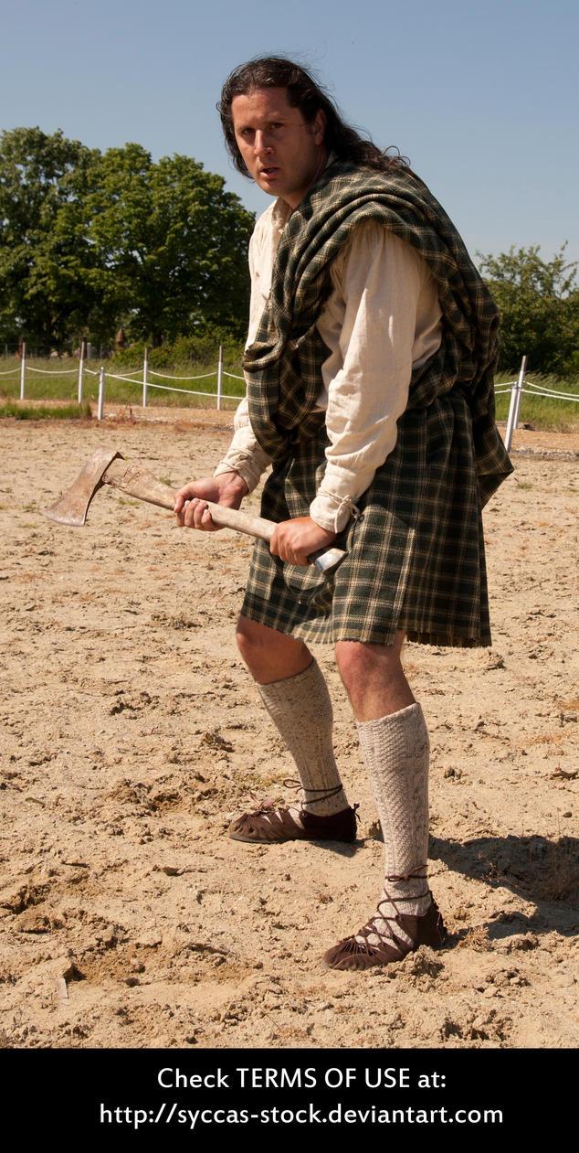 Highlander 16 by syccas-stock
