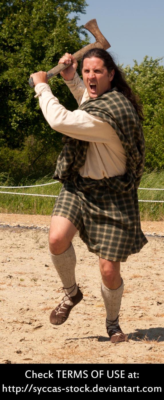 Highlander Attacks 12 by syccas-stock