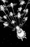 Clockwork Birds by fabiolagarza