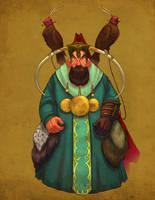 Mongol by fabiolagarza