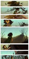 Bird Girl by fabiolagarza