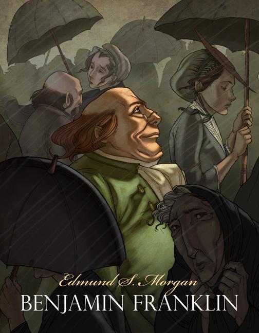 Benjamin Franklin by fabiolagarza