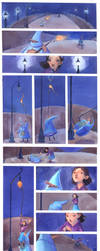 The Lamplighter by fabiolagarza