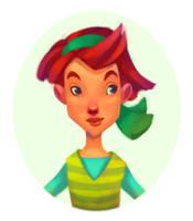 Juana by fabiolagarza