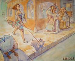 'Puzzled' by fabiolagarza
