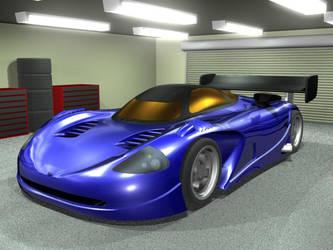 Sports Car Project by jodo-kast