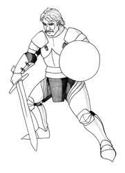 Commander Lanyx by jodo-kast