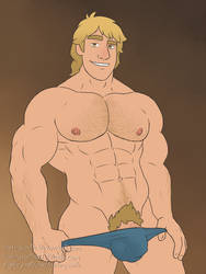 Kristoff by headingsouth