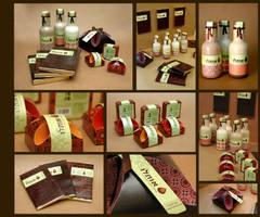chocolate packaging by lisashocket