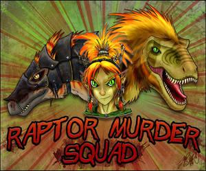 Bix n Norbert - Raptor Murder Squad