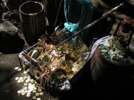 Treasure by Lizard-of-Odd