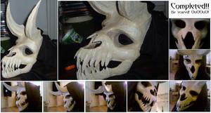 Undead Demon Costume - DONE