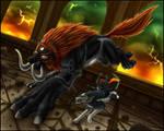 Battle of Beasts - Zelda TP