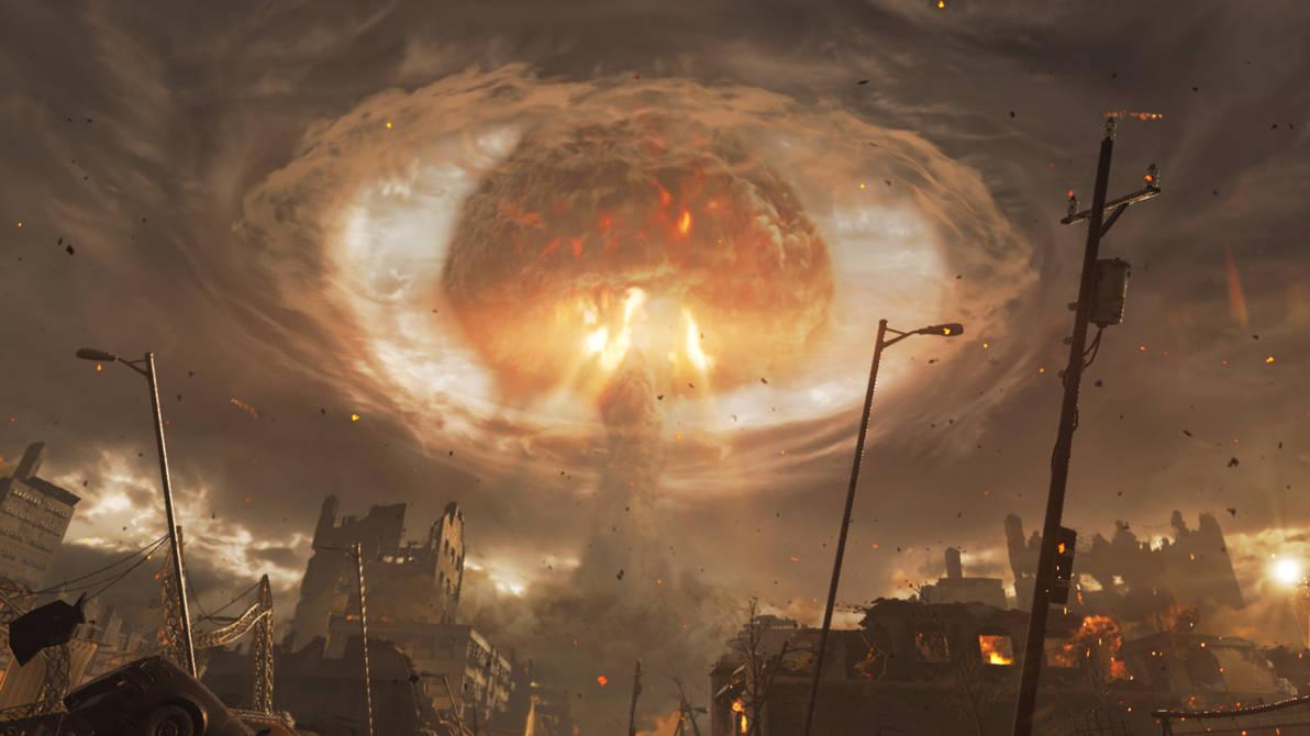 Detonation Call of Duty Modern Warfare(Screenshot)