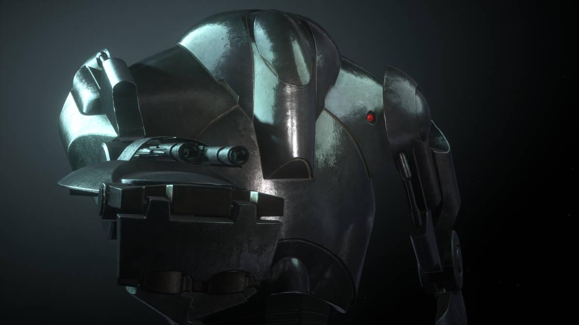 B2 Super Battle Droid SW BattlefrontII(Screenshot)