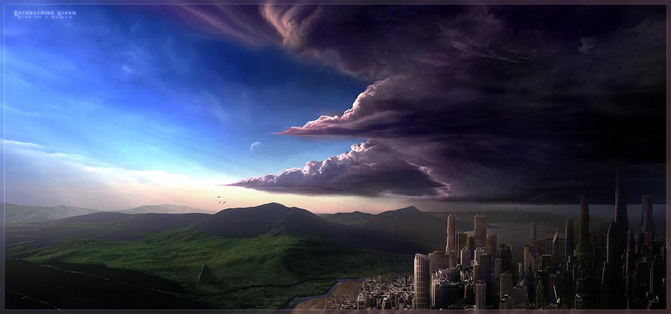 Encroaching Storm by pan-pks
