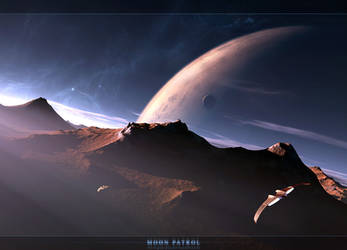 Moon Patrol by pan-pks