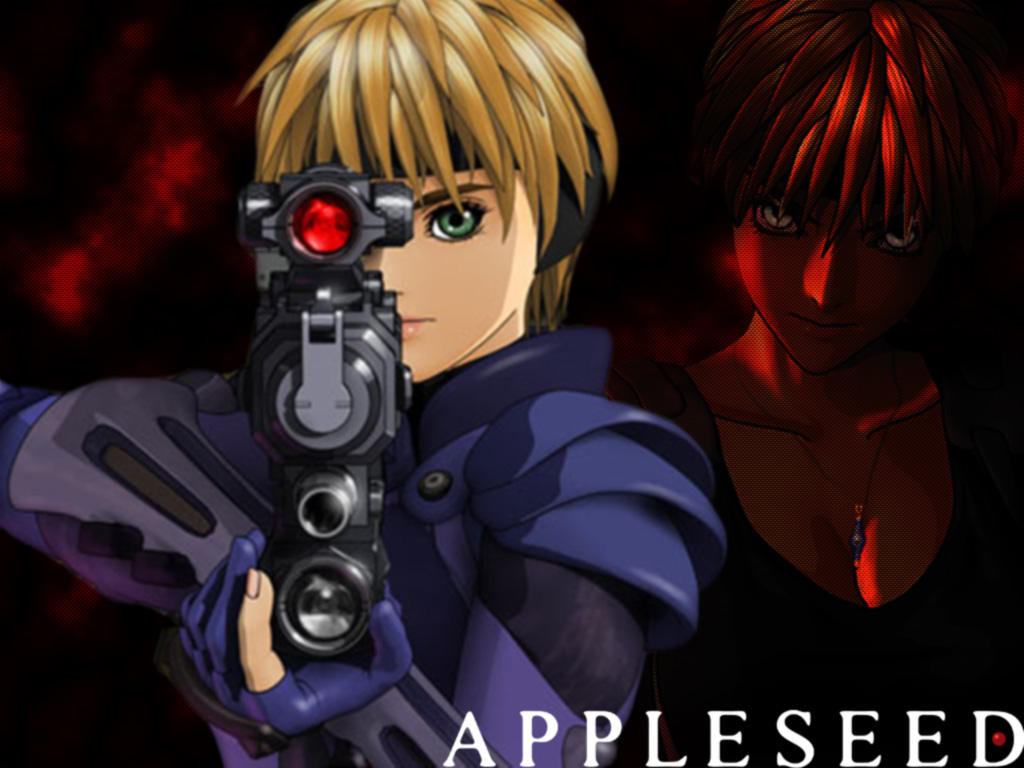 Appleseed Xiii Wallpapers - Madman Entertainment